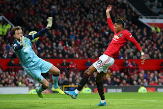 Rashford the second-youngest player to reach 40 goals for Man Utd behind Rooney