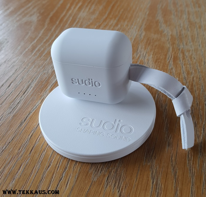 Sudio Ladd Wireless Charger Price FREE