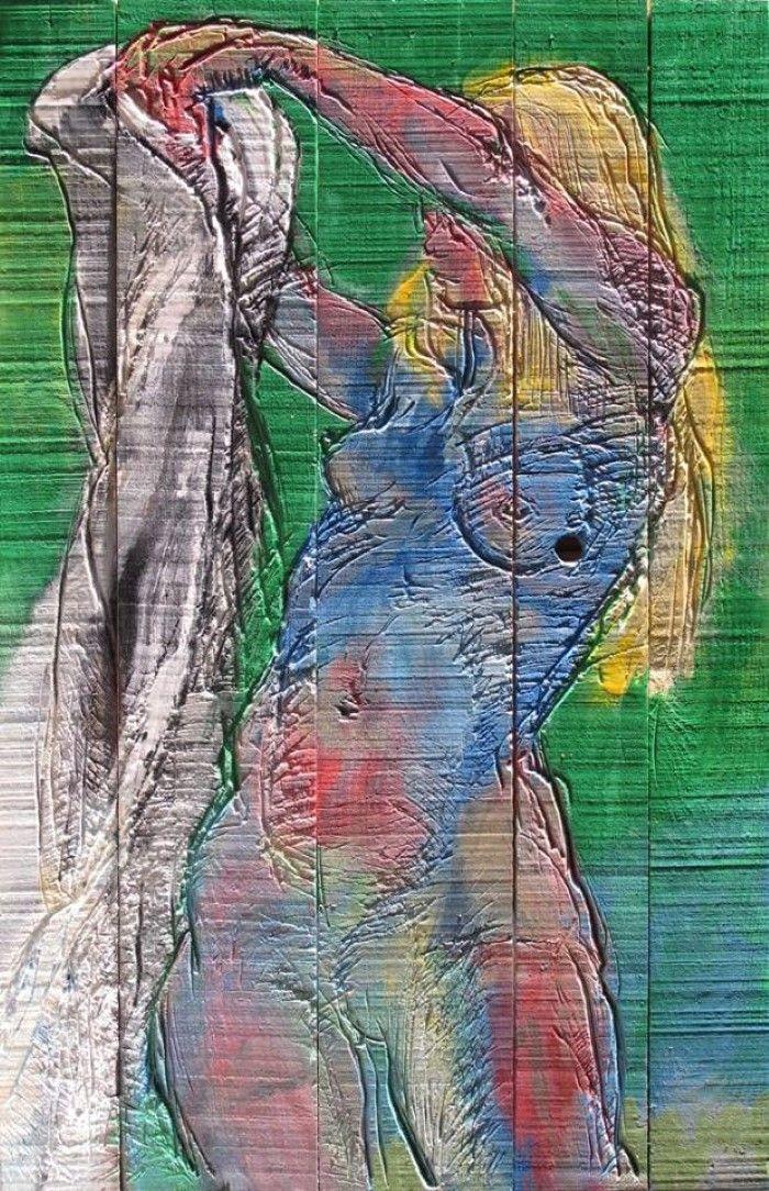 Вечная тема. Обнаженное тело. Witold Pyzik