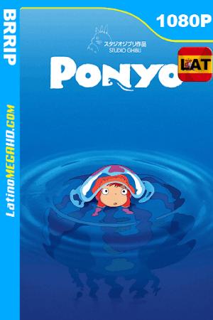 Ponyo (2008) Latino HD BRRIP 1080P ()