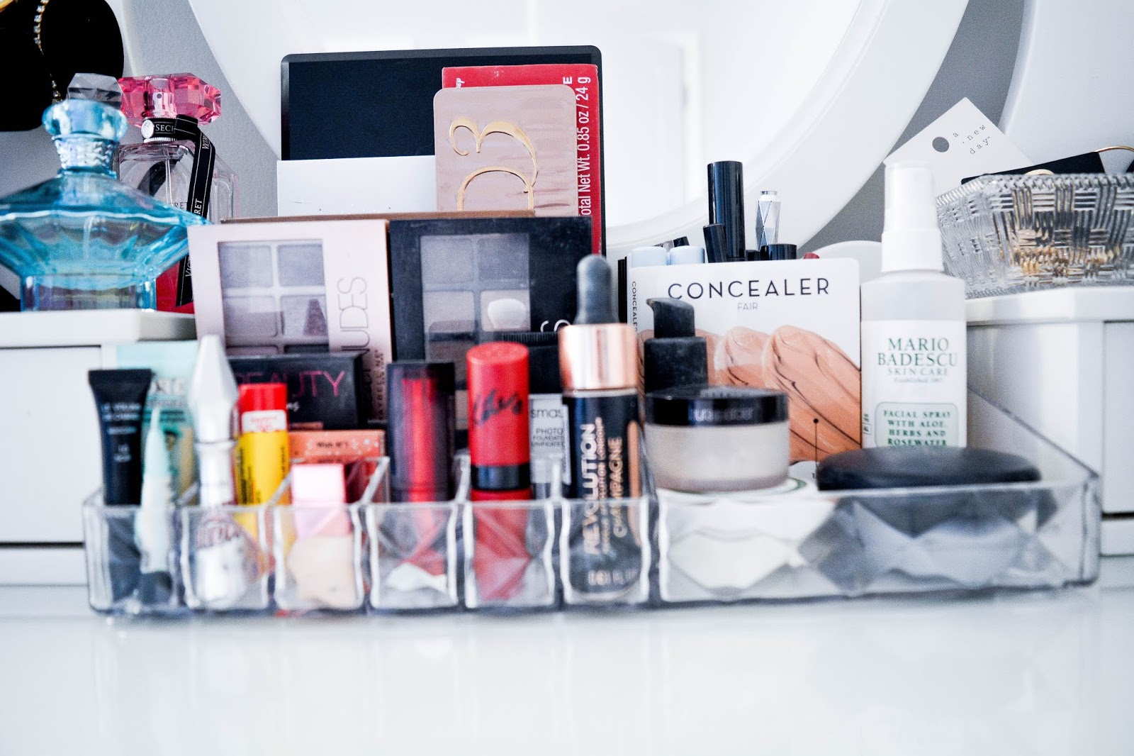 Updated Look At My Vanity + My ENTIRE Makeup Collection