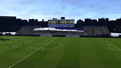 PES 2020 Stadium Estadio Arquitecto Antonio Eleuterio Ubilla