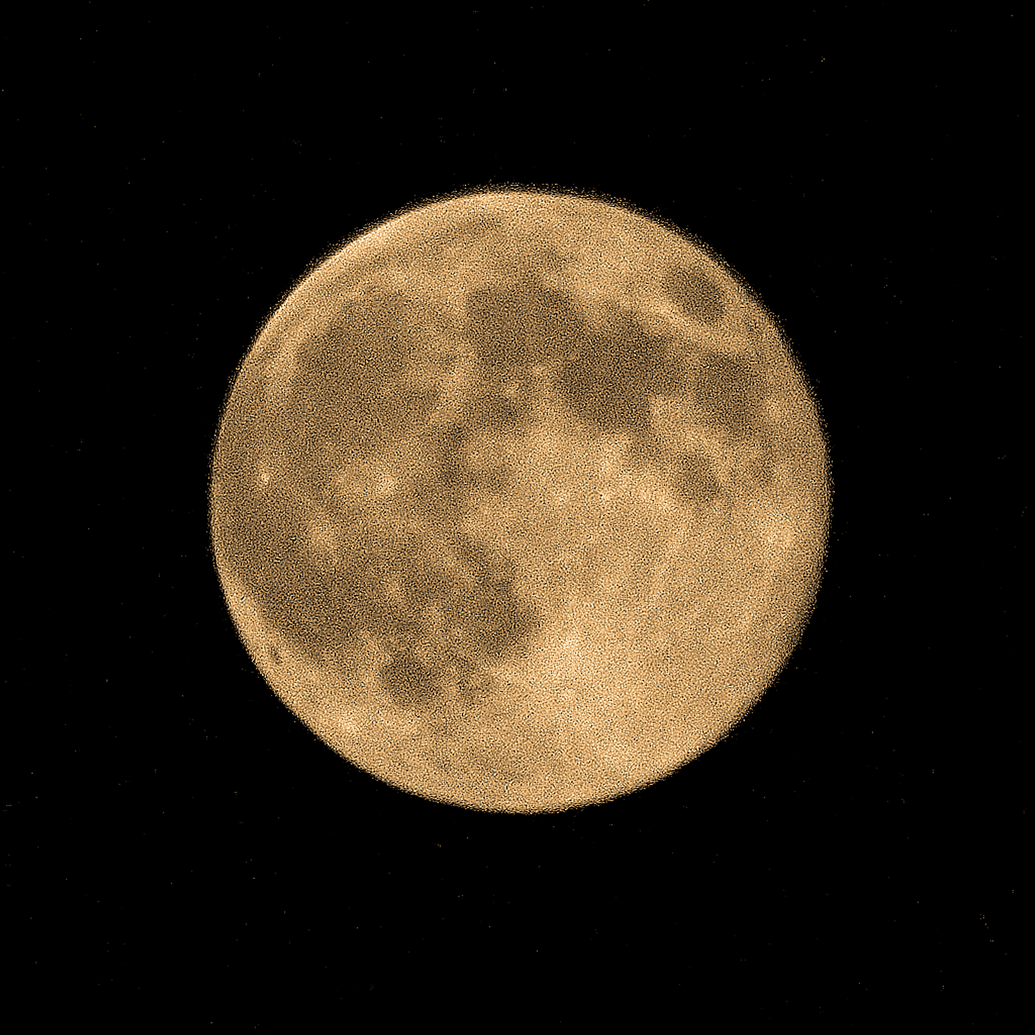 OrangeMercury: The August 2014 Supermoon!Full Moon (31,000 ...