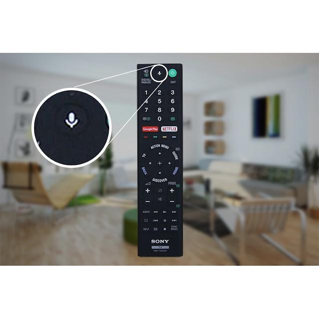 Hướng dẫn sửa lỗi khiển tivi không hoạt động chức năng giọng nói