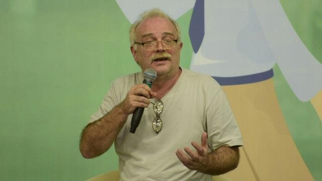Altamiro Borges, foto: Karlos Geromy