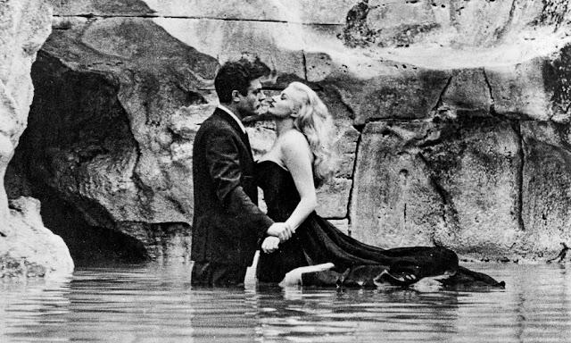 Filmes rodados em Roma: A Doce Vida, de Fellini