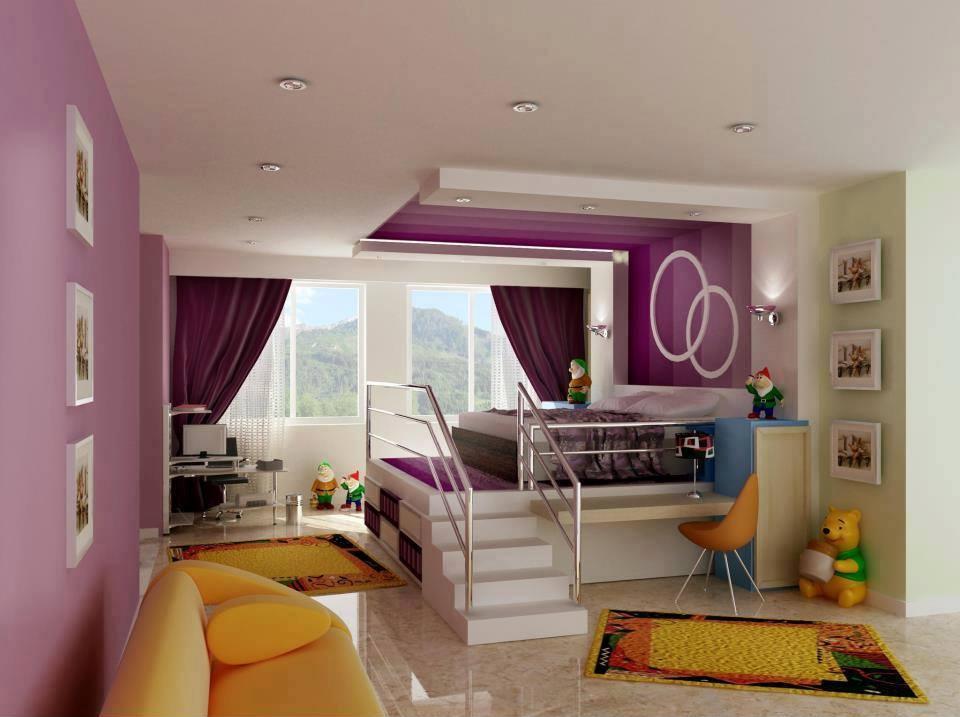 Contemporary%2BKids%2BRoom%2BDesign%2BIdeas%2Bwww.decorunits%2B%25285%2529 15 Contemporary Kids Room Design Ideas Interior