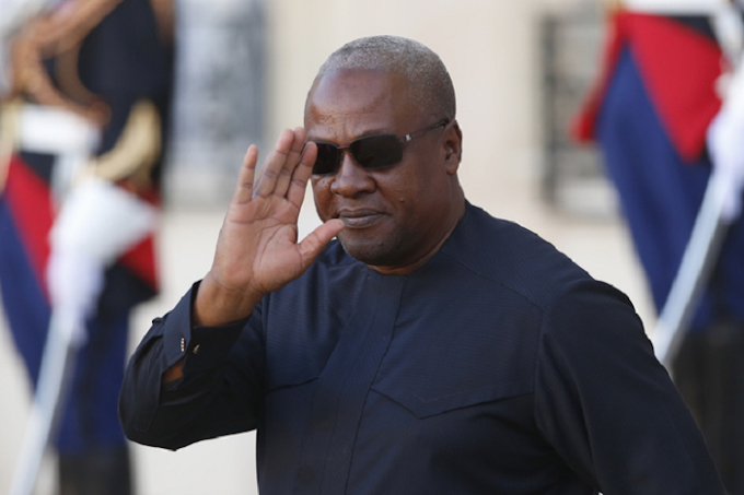 Atubiga is even my favourite Presidential candidate — President Mahama