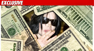 michael jackson highest earning dead celebrity