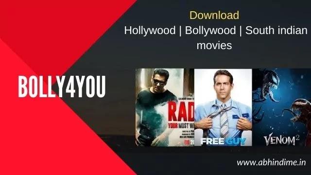 Bolly4u movie download hollywood in hindi 