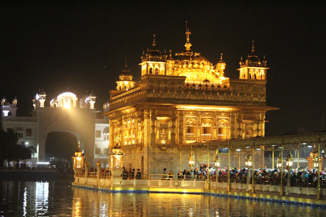Golden Temple, Amritsar, Harmandir Sahib