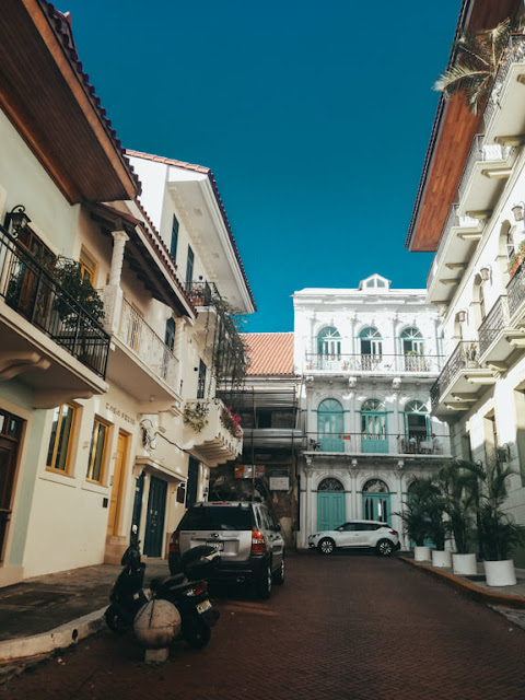 Casco Viejo, Panama; Panama City