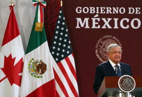 México califica ilegal intenciones de EE.UU. sobre pacto comercial