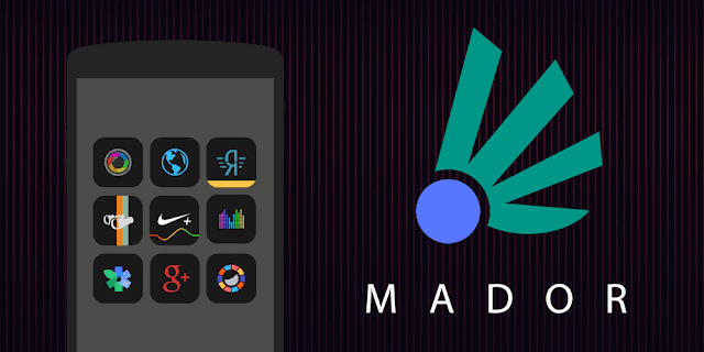 Mador icon pack full APK