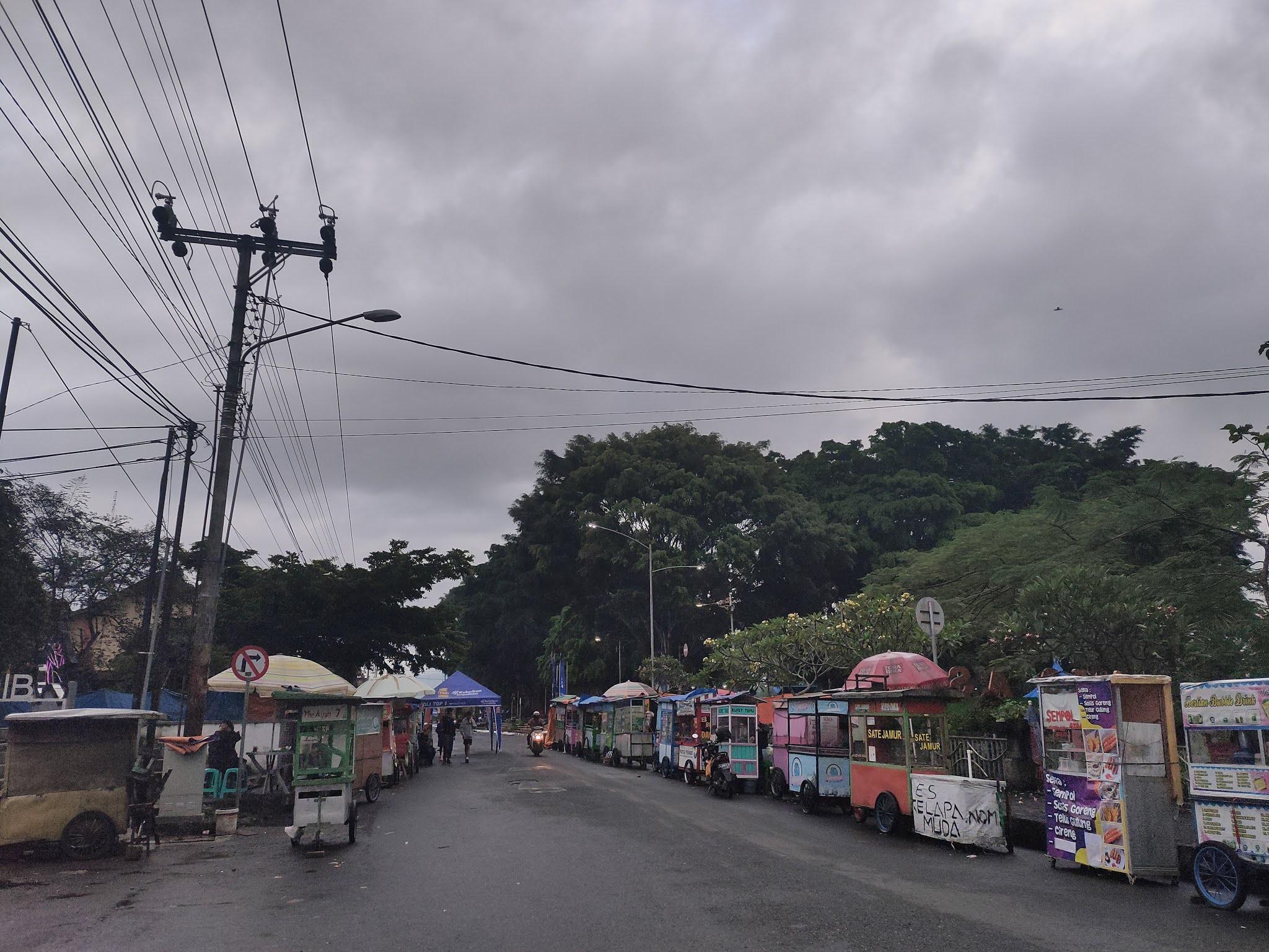 Asal Ditata Rapi, PKL Bisa menjadi Daya Tarik Pariwisata Di Wonosobo