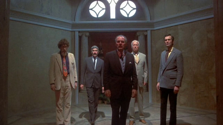 HORROR 101 with Dr. AC: THE VAULT OF HORROR (1973) movie ...