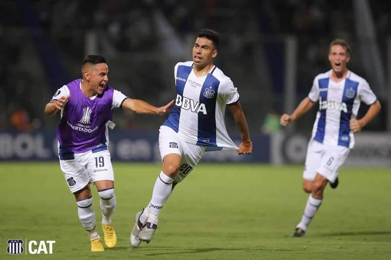 C.A.Talleres e São Paulo F.C