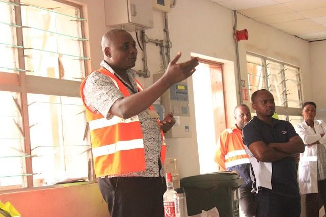 Wafanyakazi wa SBL wajumuika pamoja kusherehekea kuaga mwaka 2019