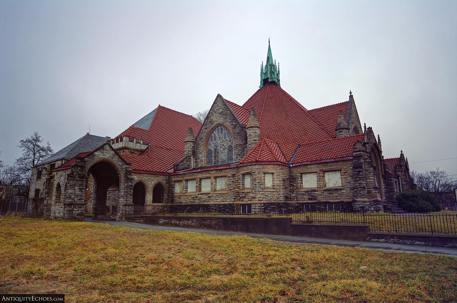 Third Presbyterian - Under Overcast Skies