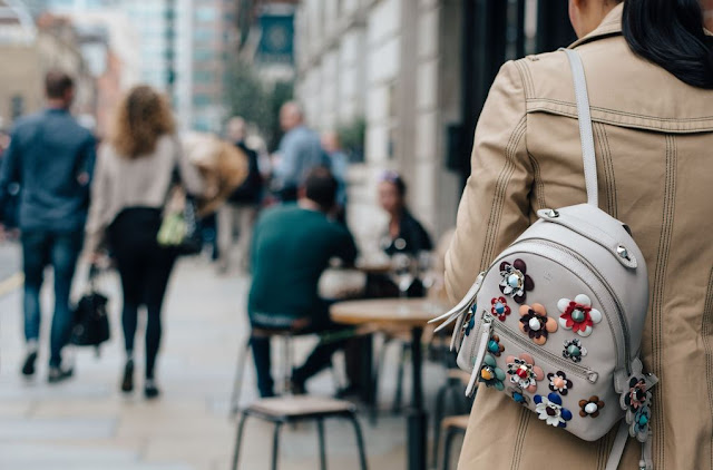 street style new york and london fashion week | british vogue