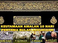Andaikan Ini Idul Adha Terakhir-ku..