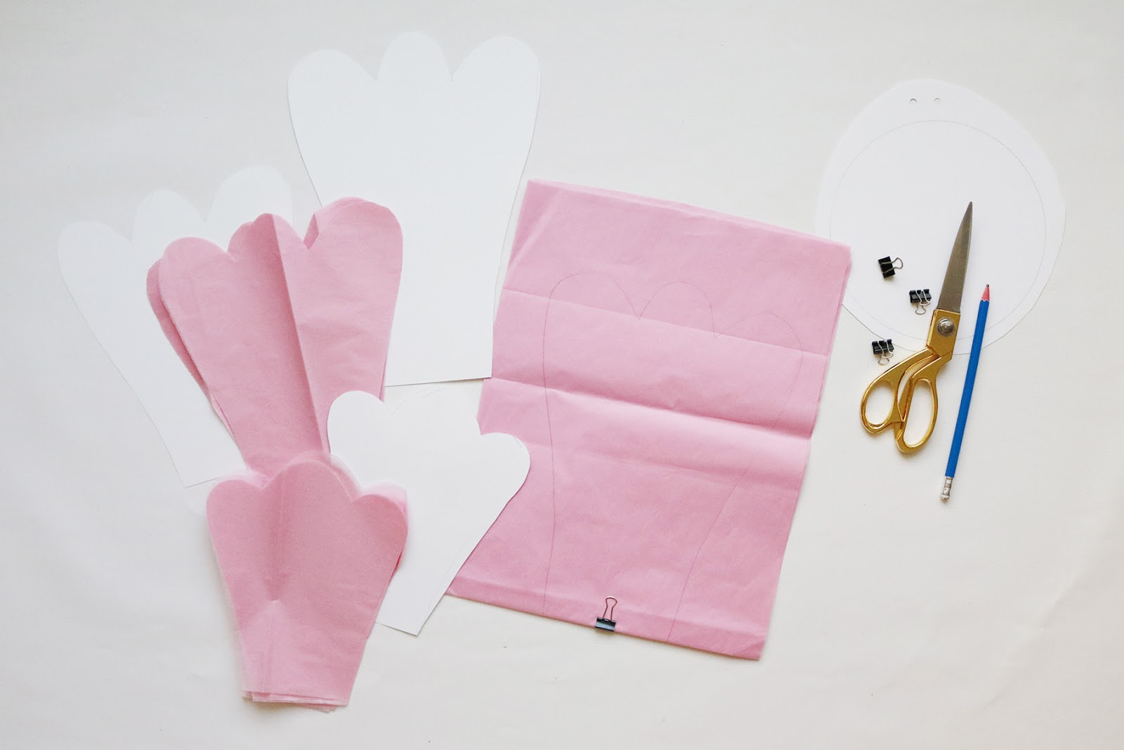 The Creative Bag Blog Lets Celebrate With Diy Giant Tissue Paper