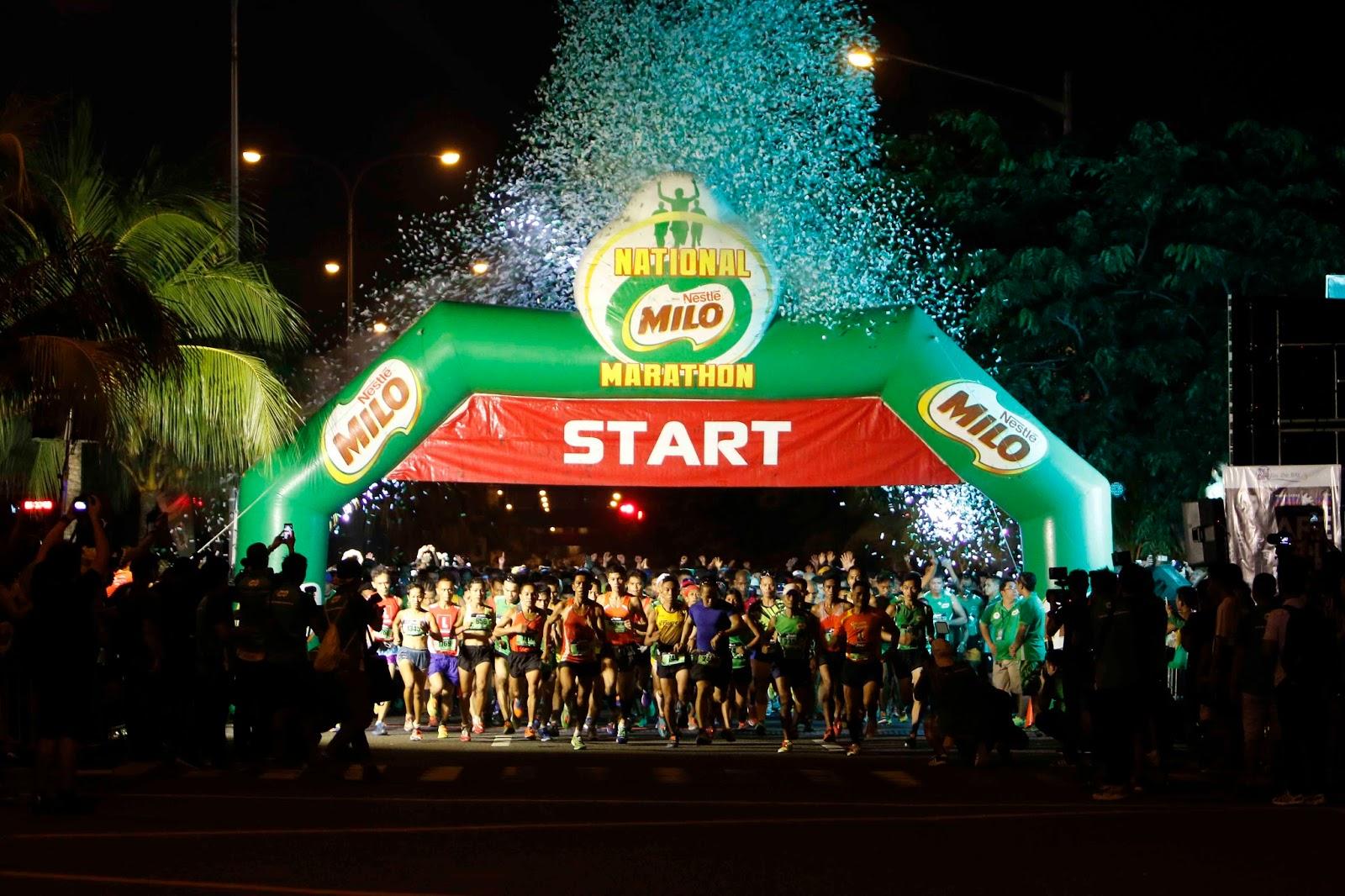 Veterans Claim Victory At The 40th Milo Marathon Metro Manila Leg Bettina Heels Belka Black Hitam 39 With Mary Joy Tablan On Her Way To Olympics Pedestal For Top Spot 42k Became Up Grabs Women Marathoners