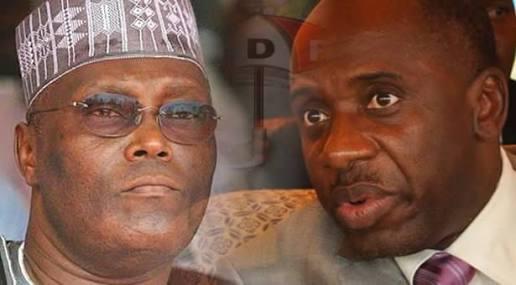 2019 presidency: Atiku, Amaechi clash in Abuja
