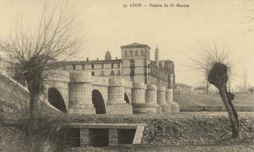 Ciudad de León en España | Fotos antiguas | Recuerdos de León