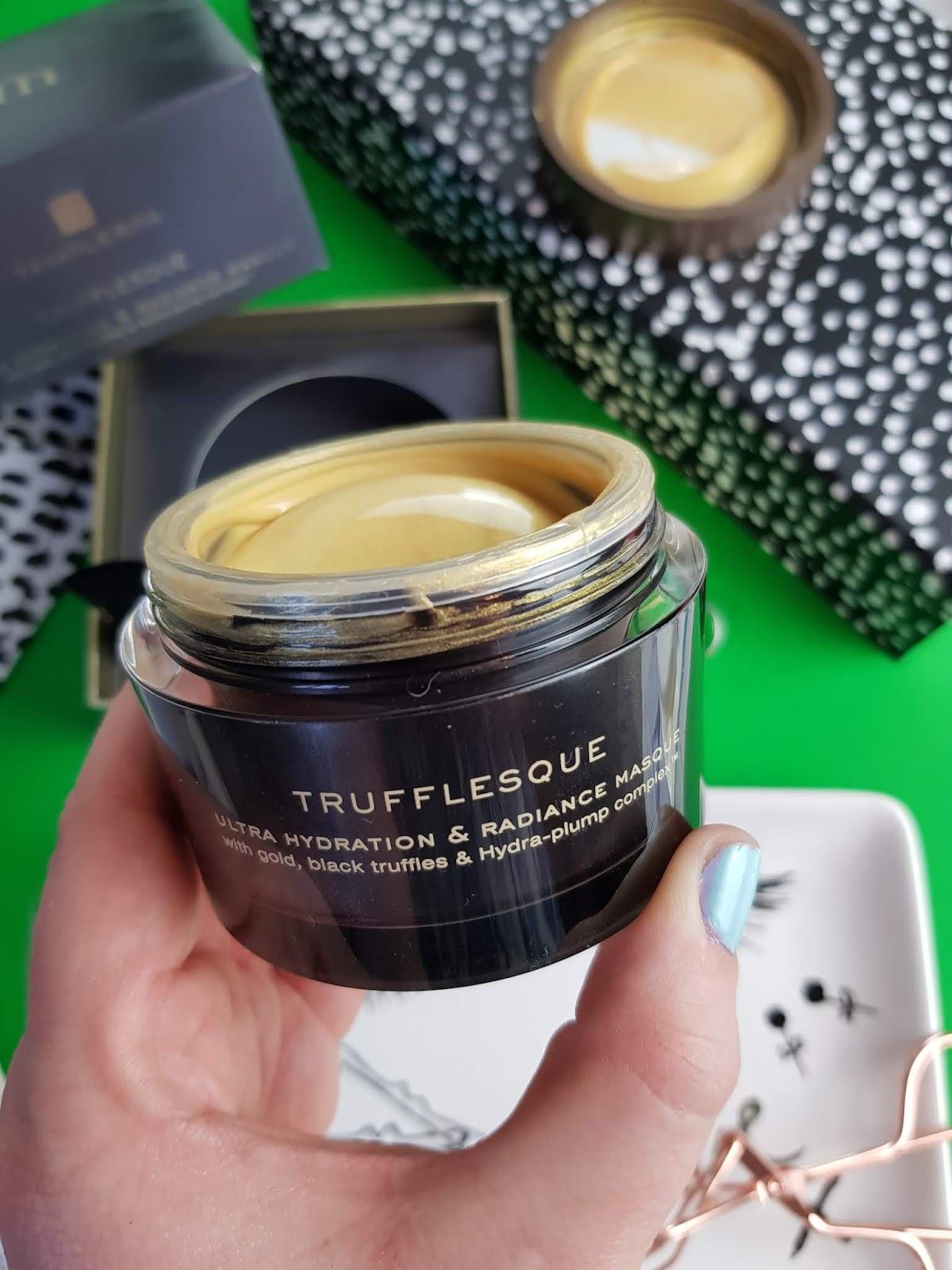Temple Spa Trufflesque Gold Mask