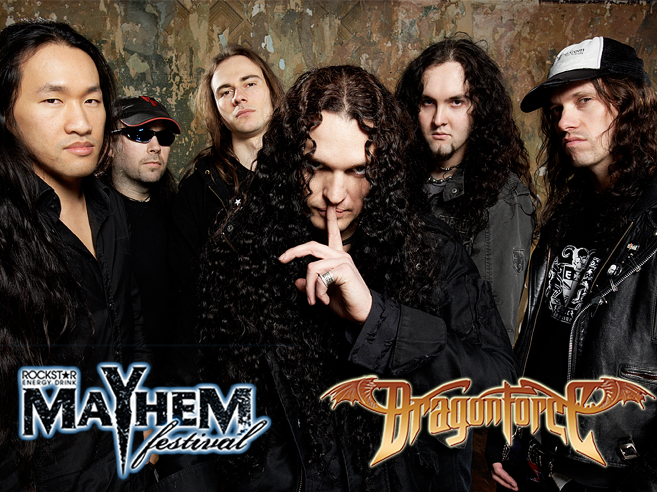 Dragonforce - Through The Fire And Flames - Taringa!
