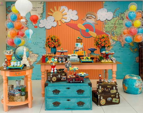 101 fiestas baby shower - El mundo decoracion ...