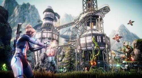 Everreach: Project Eden Gameplay