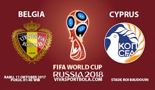 Prediksi Belgia vs Cyprus 11 Oktober 2017