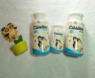 obat biduran apotik caladine powder