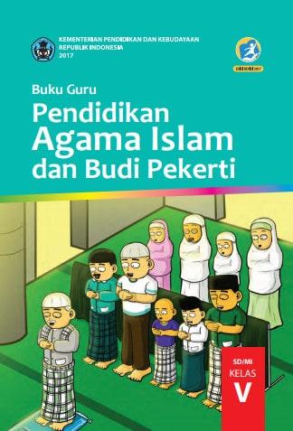 Buku Guru PAI Kelas 5 Kurikulum 2013 Revisi 2017
