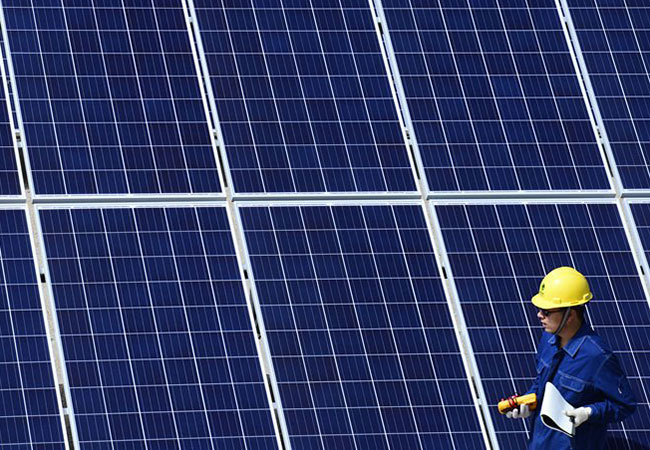 Tinuku Chinese scientists record 17.3 percent conversion on organic solar cells