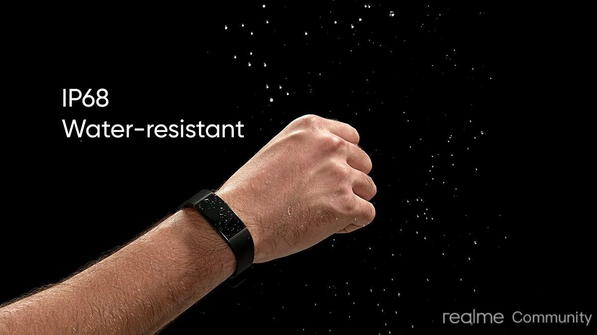 Realme Band Officially Announced In Just 1499 Rs Only - Realme Updates
