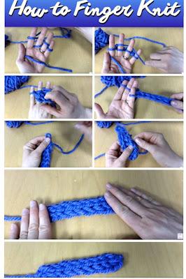Bracciale crochet