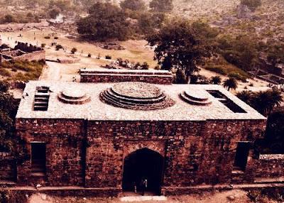 भानगढ़ किले का इतिहास एवं कहानी
