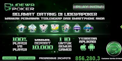 Website Poker Terbaik