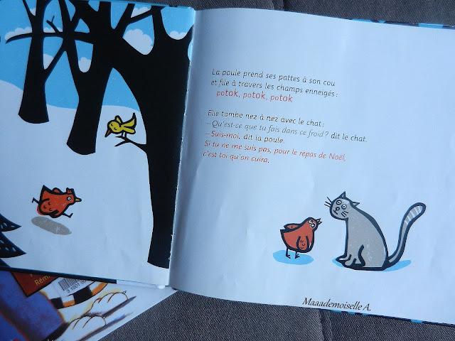 Le poussin et le chat et Quatre amis dans la neige (Présentation & Avis)(Chut, les enfants lisent #17)