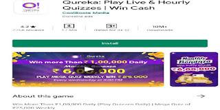 Qureka paytm cash app