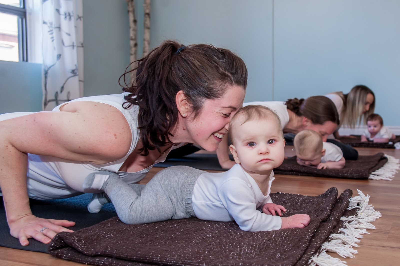 During this class, you will gradually rebuild core strength, build healthy pelvic floor muscles, ...