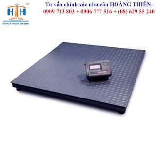 thông số cân sàn yaohua a12 12mx12m