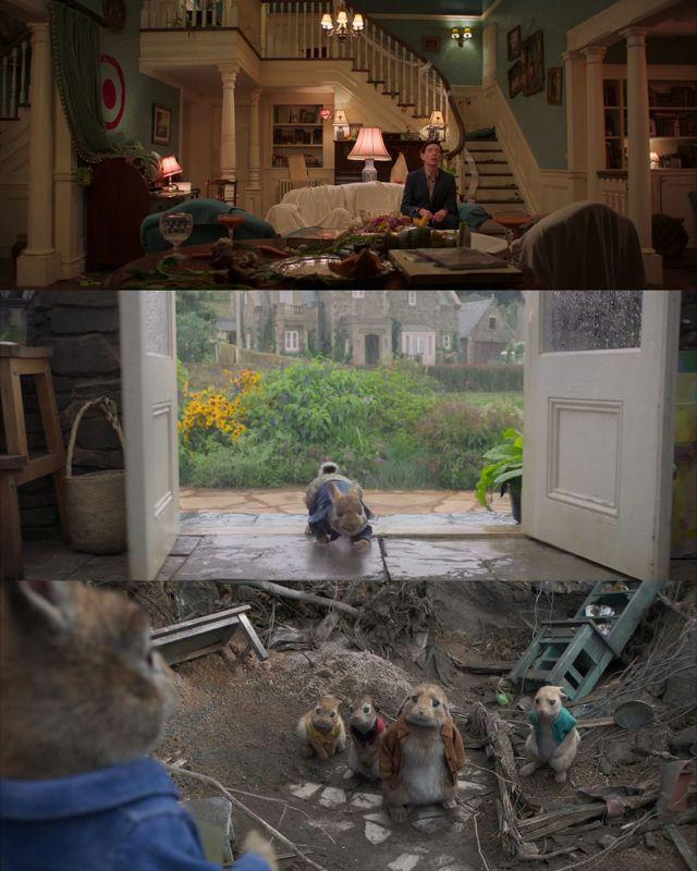 Las travesuras de Peter Rabbit (2018) HD 1080p y 720p Latino