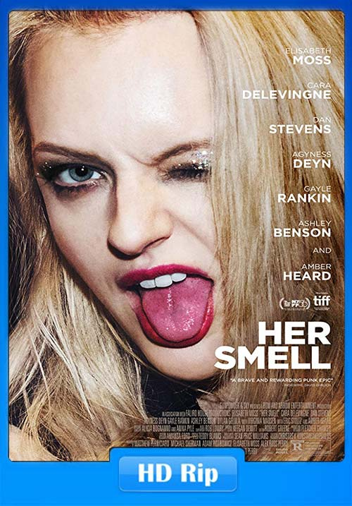 Her Smell 2018 720p WEB-DL x264 | 480p 300MB | 100MB HEVC Poster