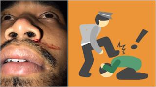 Pertandingan Futsal di Barito Timur Memanas, Seorang Polisi Pukul ASN