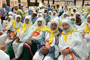 Jemaah Haji Soppeng di Jadwalkan Tiba Pukul 18:00 di Gasis
