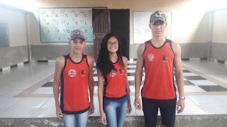 Baraunenses representam Paraíba nos Jogos Escolares da Juventude em Blumenau, SC